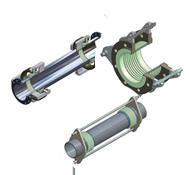 Компенсаторы сильфонные универсальные ST-04, ST-05, ST-06